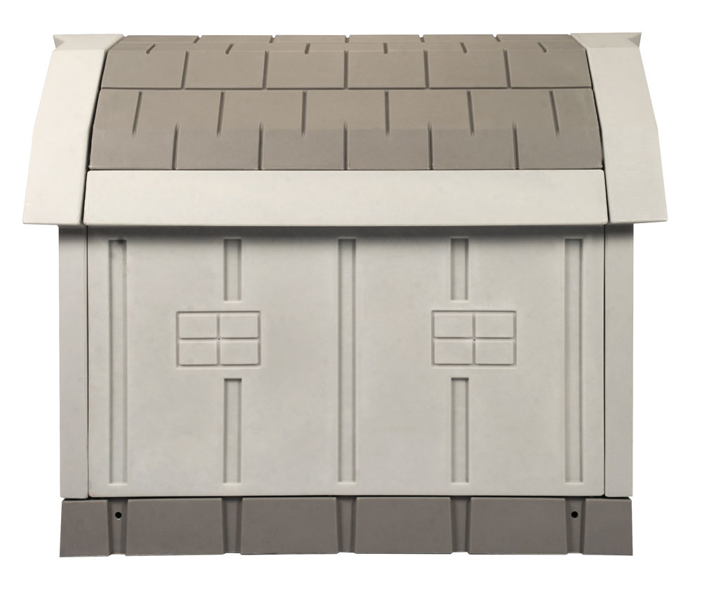 Dog Palace Insulated Doghouse Insulated Doghouses By Asl