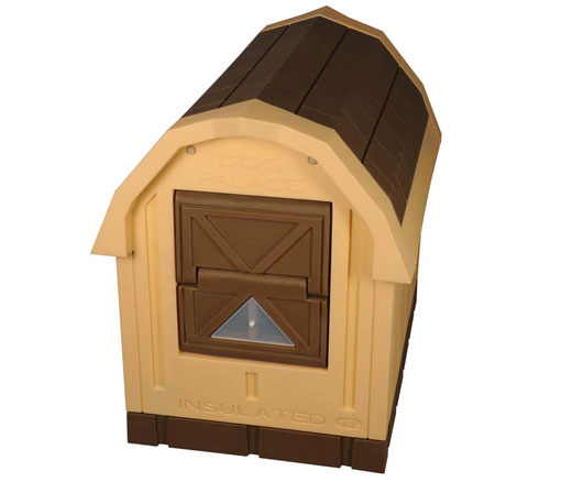 Dog Palace Dog House Assembly