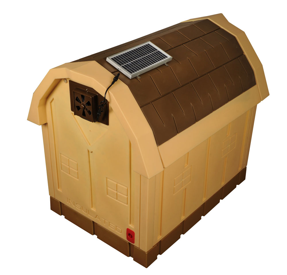 Solar Powered Dog House | Solar Powered Inventions That Will Change The World [2nd Edition] | Homesteading