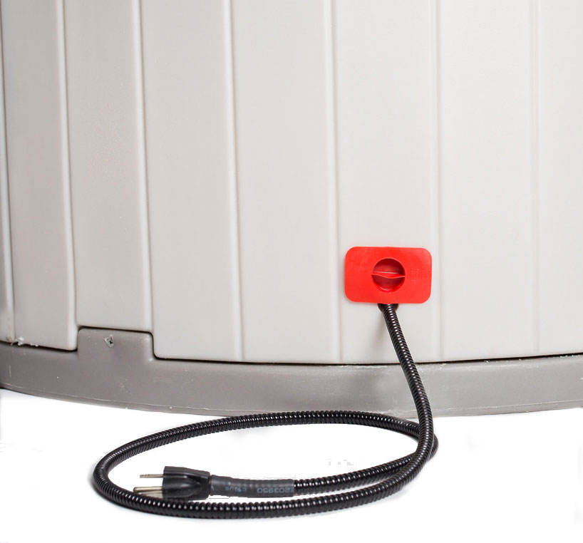 Doghouse Floor Heaters Insulated Doghouses By Asl Solutions Inc