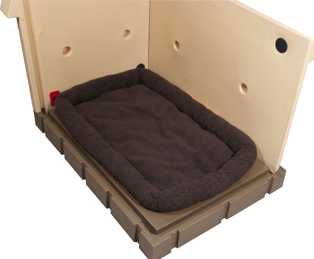 Doghouse Beds Insulated Doghouses By Asl Solutions Inc